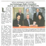 RALIK PACKAGING CHOOSES THE CITY OF BLAINVILLE AS THE OFFICIAL LOCATION TO BUILD ITS HEAD OFFICE