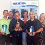 Les Emballages Ralik reçoit le prix remis par SCA Tissue North America – Distributeur de l'année 2013