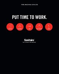 SANITAIRE Catalog 2020