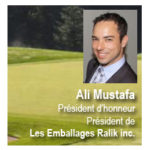 ALI MUSTAFA, APPOINTED HONORARY PRESIDENT OF THE 25TH EDITION OF THE SODET GOLF TOURNAMENT