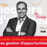 Ralik, leader d'affaires reconnu pour sa gestion d'opportunités
