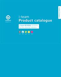 I-Team Product catalog 2021